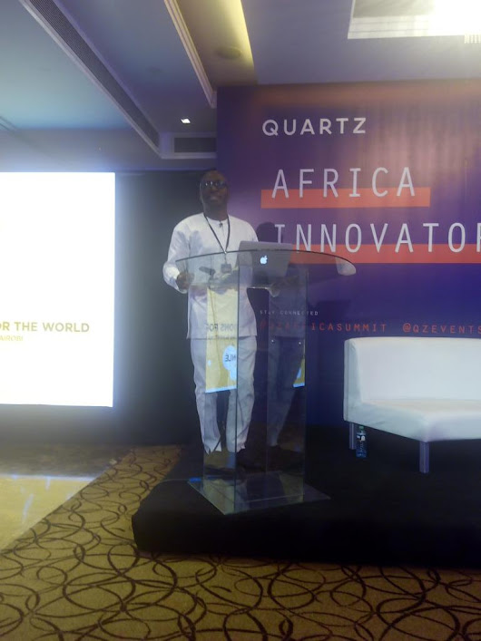 My #QzAfricaSummit tweets (with images) · princelySid