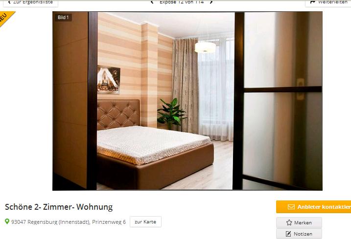 martinrallph alias martin ralph sch ne 2 zimmer. Black Bedroom Furniture Sets. Home Design Ideas