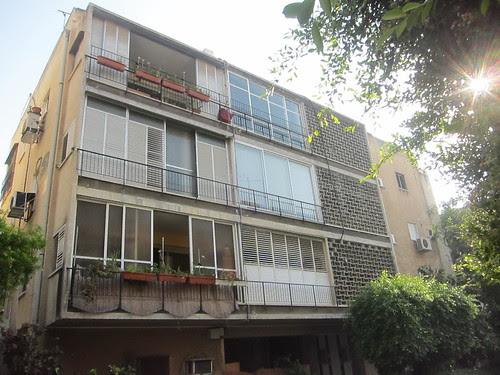 Bauhaus, Rashi, Tel Aviv by TheLostSociety