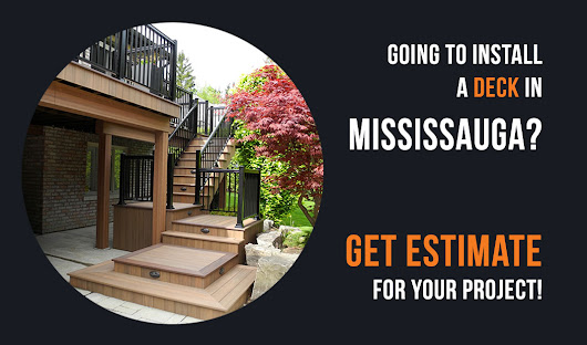 Going to install a deck in Mississauga?
