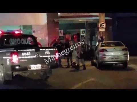 BOPE, ROTAM e Rádio Patrulha prendem dupla acusada de vários assaltos na cidade de Patos