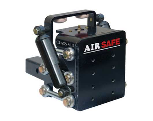 Benefits of AirSafe Hitch Technology