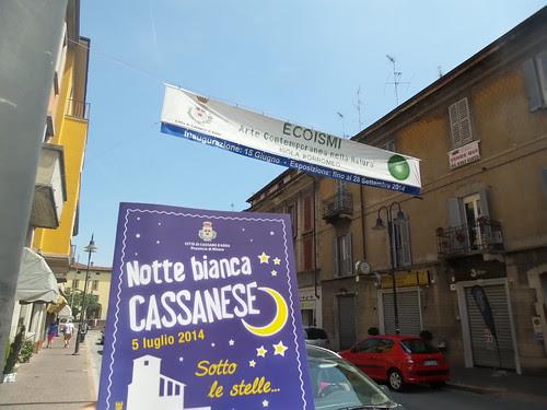 Pronti per la Notte Bianca Cassanese! by Ylbert Durishti