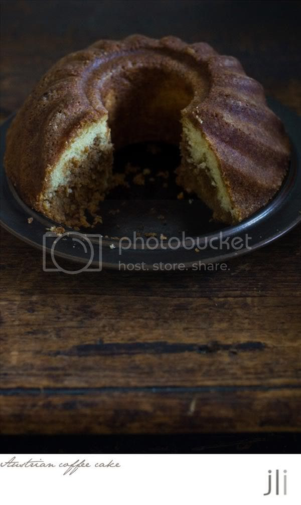 austrian coffee cake