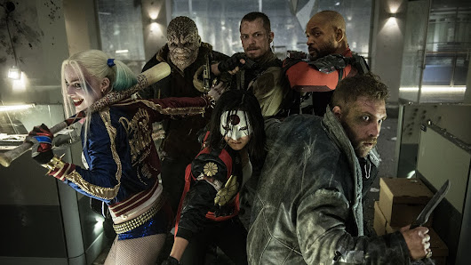 Sam's Take: Suicide Squad  - Gadgets and Khajiits