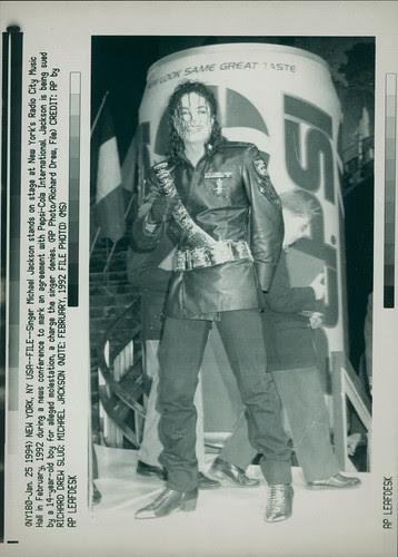 Jackson Michael - Feb 1992