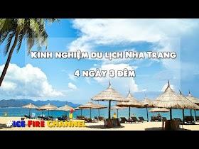 Kinh nghiệm du lịch Nha Trang 4 ngày 3 đêm - Update mới nhất 2020