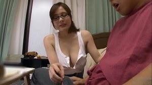 Big Boobs Yoga Instructor That I Fucked Aimi Yoshikawa