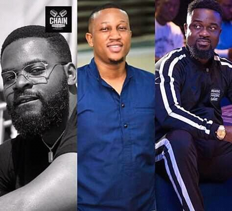 Abu:It's disrespect to sarkodie for been nominated in same category with The nigeria rapper Falz