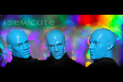 BLUE MAN GROUP LOVE BY ISEWCUTE by isewcute