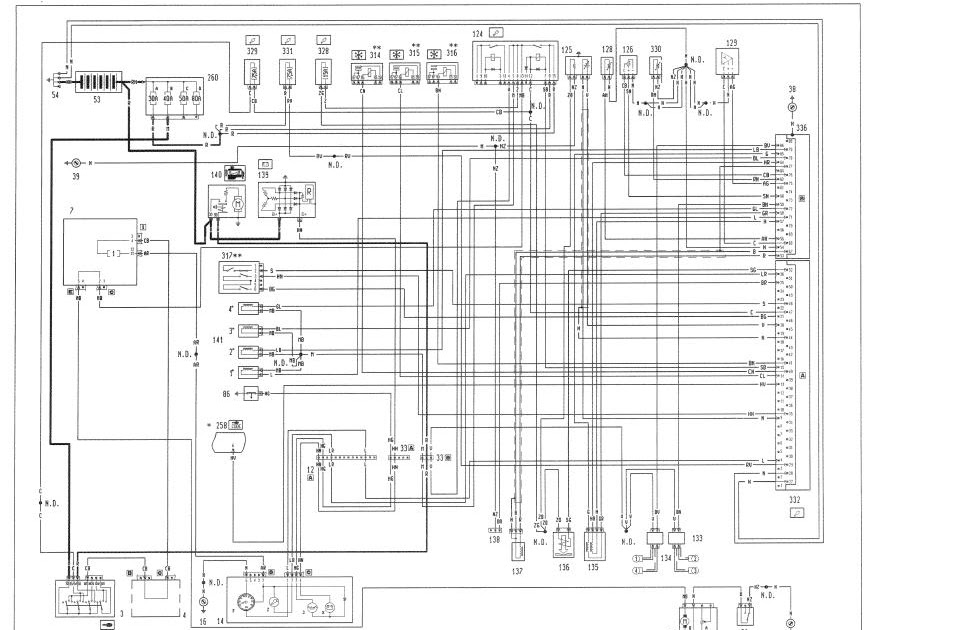 44+ Wiring Diagram Fiat Punto Evo