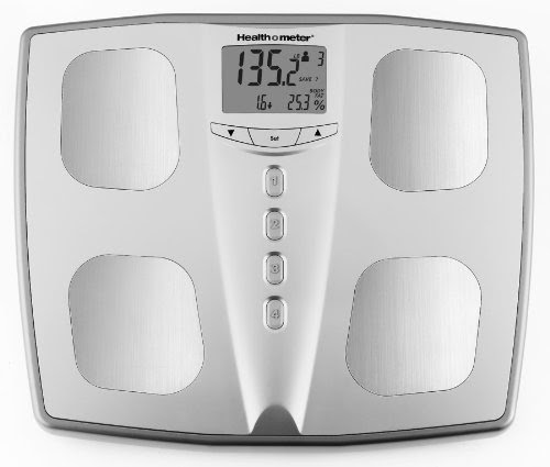 Health O Meter Bfm884dq1 60 Body Fat Monitoring Scale Discount Fog Chaser7