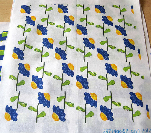 twiddletails fabric!