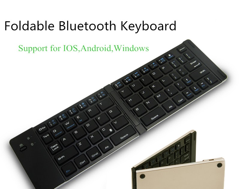 best ultra slim wireless bluetooth keyboard for ios android tablet pc windows mini portable. Black Bedroom Furniture Sets. Home Design Ideas