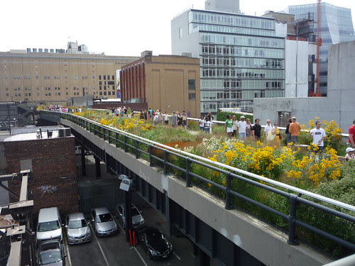 High Line August 2009