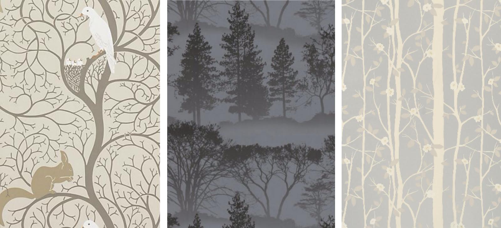 Image Gallery Homebase Silver Wallpaper