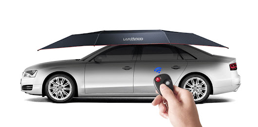 An Innovative Auto Car Sunshade To Protect Your Car | Autos Billow