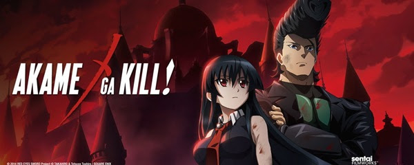Akame Ga Kill Cast English