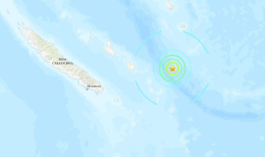 M6.2 σεισμός νέα caledonia μπορεί 19 2019, M6.2 σεισμός νέα caledonia μπορεί να 19 2019 χάρτη, M6.2 σεισμός νέα caledonia μπορεί 19 2019 τσουνάμι