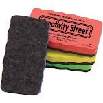Magnetic Foam Erasers 4Pk - Pacon