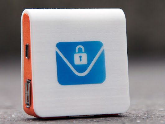 Own-Mailbox, the first 100% confidential mailbox