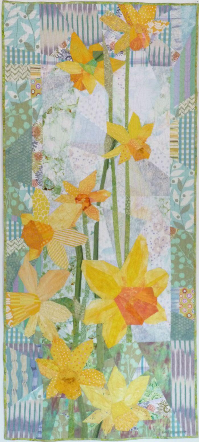 Daffodills 2 by Ruth B. McDowell