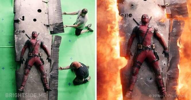 Como são os filmes sem os efeitos especiais