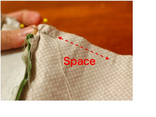 How to make a petit pouch 24
