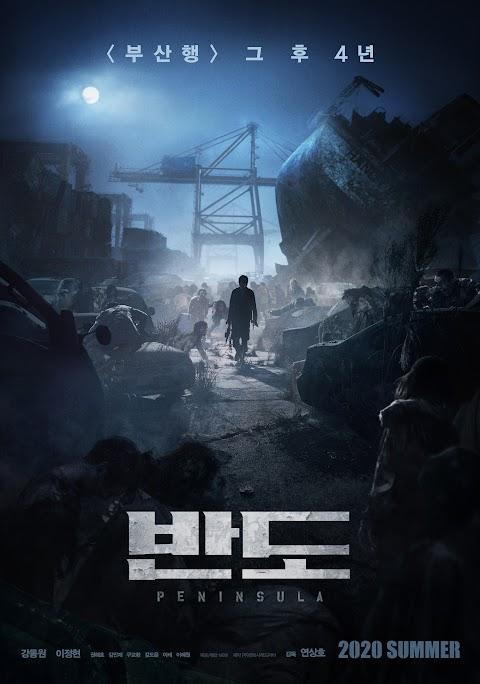 Train to Busan 2: Peninsula (2020) 480p 720p 1080p BluRay Dual Audio (Hindi+English) Full Movie
