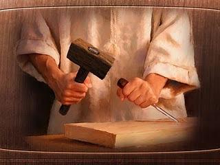 O Velho Carpinteiro e uma obra chamada vida
