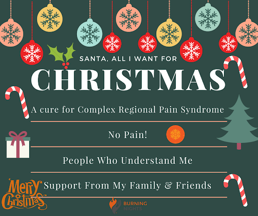 12 Tips on How to Cope through Christmas Living With CRPS or Chronic Pain