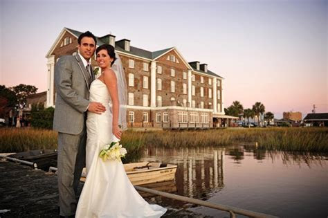 Historic Rice Mill   Charleston, SC Wedding Venue