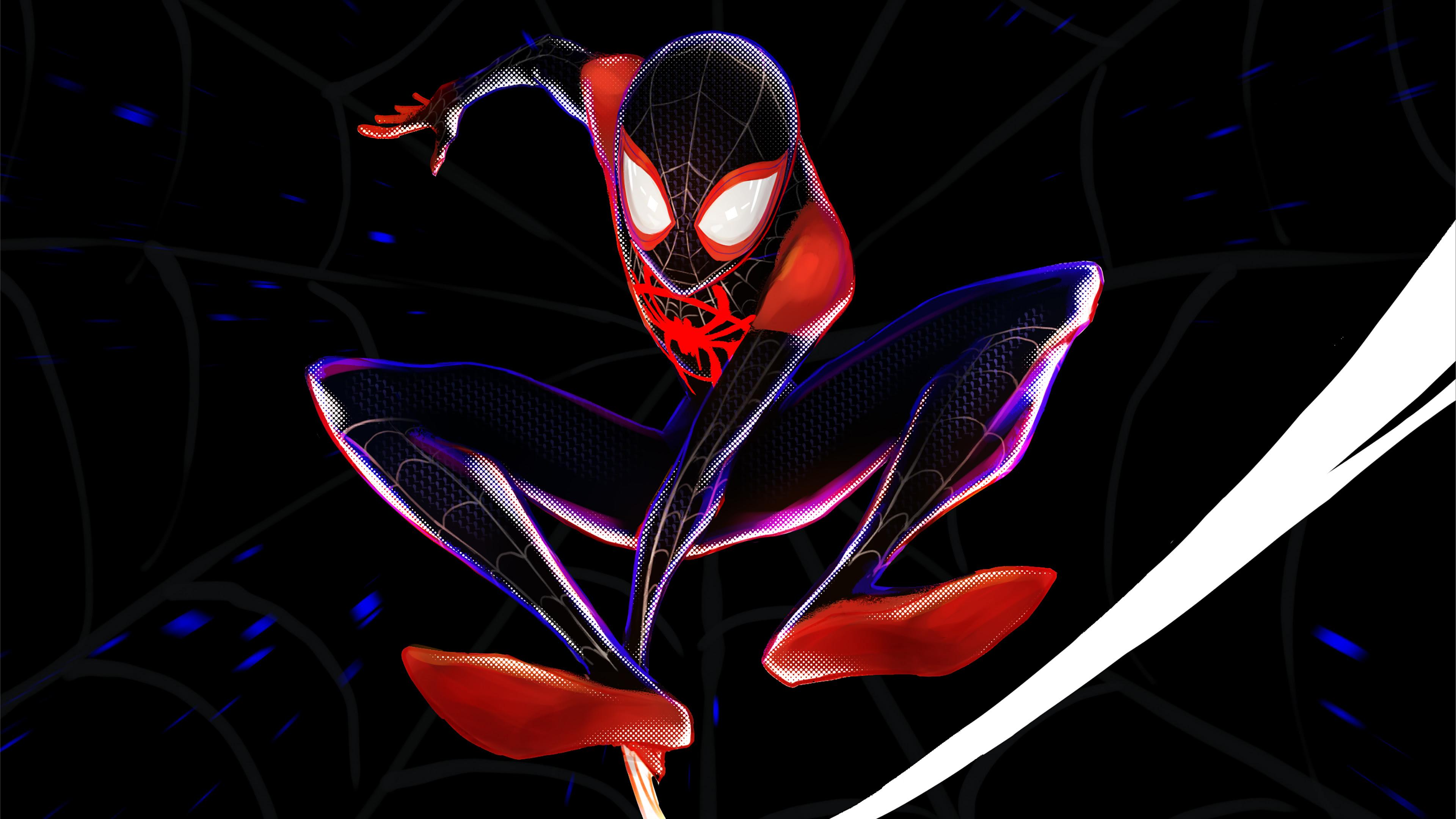 Miles Morales Spider Man 4k Wallpapers Wallpapers Hd