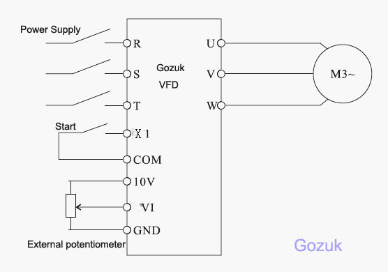 Wiring Diagram  34 Vfd Wiring Diagram