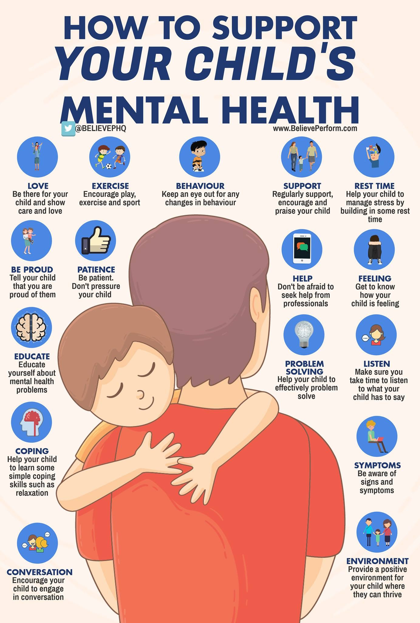 How to support YOUR child's mental health all year! - The ...