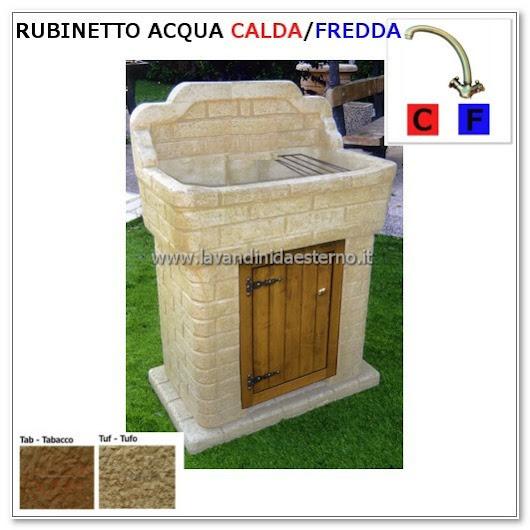 Finest lavabo da giardino nonna matilde aqmt lavandini da for Lavandini da esterno leroy merlin