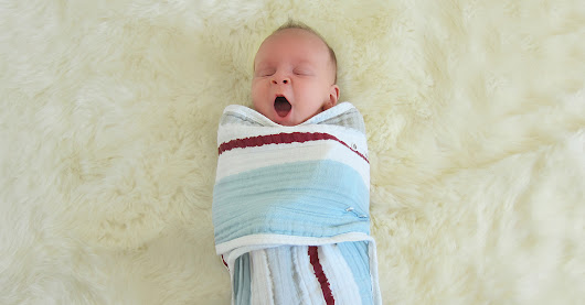 The Coolest Baby Swaddle Swag You'll Ever See | SoInTheKnow
