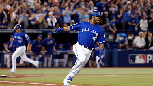 Blue Jays defeat Indians in Game 4 of ALCS