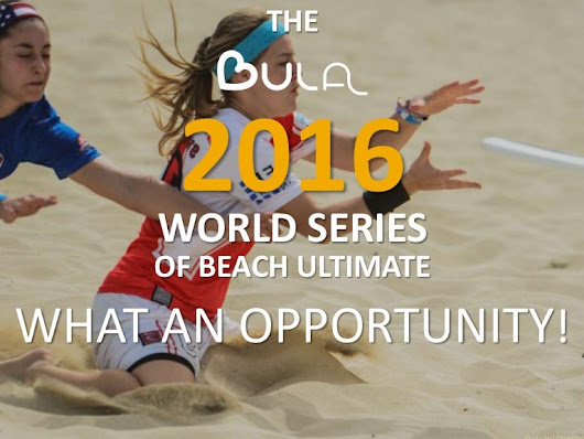 World Series of Beach Ultimate