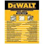 DeWalt Spanish Ed Quick Math