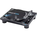 Stanton STR8.150 M2 - Straight-Arm Direct Drive Turntable