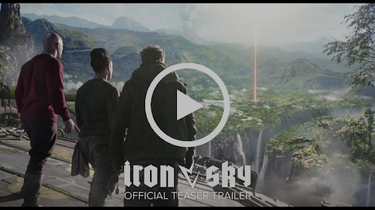 See the teaser trailer for Iron Sky The Coming Race right now!