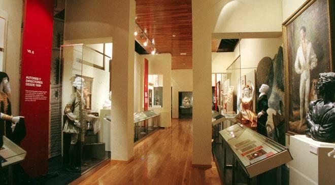 Resultado de imagen de museo nacional del teatro almagro ciudad real