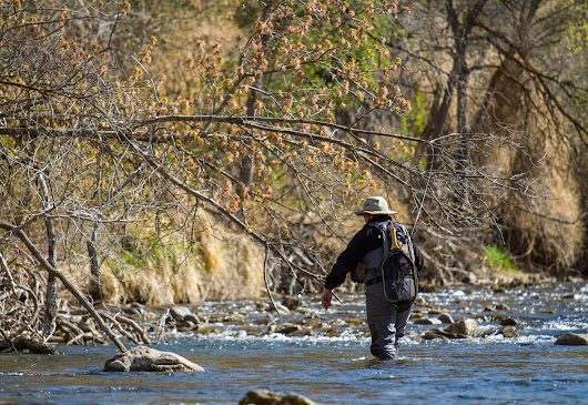 Fly Fishing Pocket Water - 3 Places to Fish | The Fly Fishing Basics