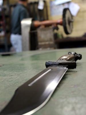 cuteleiro de sorocaba (Foto: Geraldo Jr. / G1)