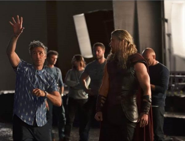Marvel Studios, Tessa Thompson, Mark Ruffalo, Anthony Hopkins, Chris Hemsworth, Tom Hiddleston