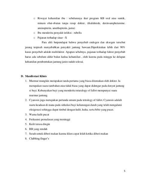 Askep tetralogi of fallot (2)