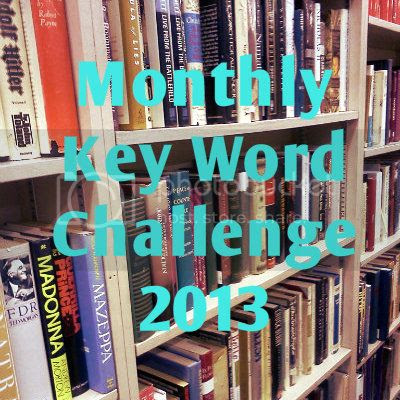monthly key word challenge