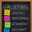Set SMART Goals and Benchmarks