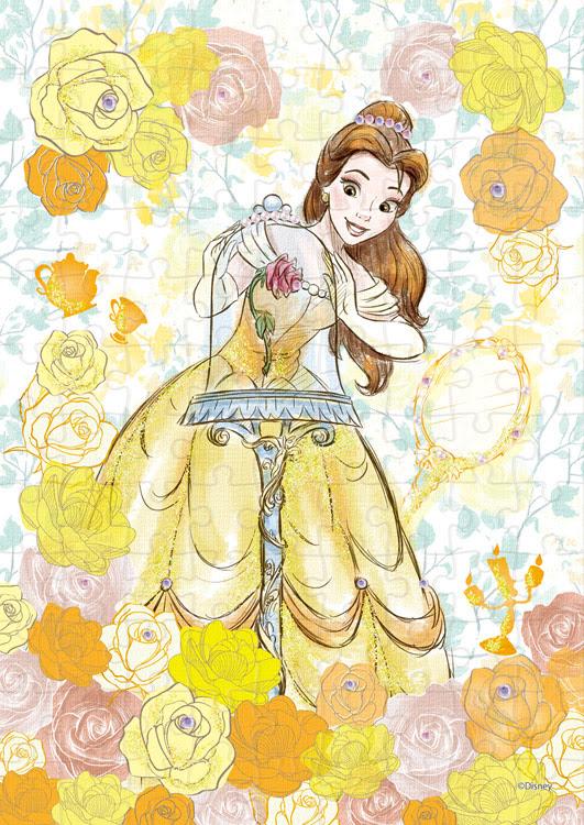 Epo 72 002 ディズニー Belleベル Rose Gold 美女と野獣 108
